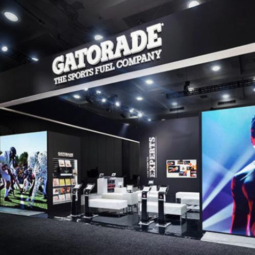 Gatorade Interactive Brand Experience