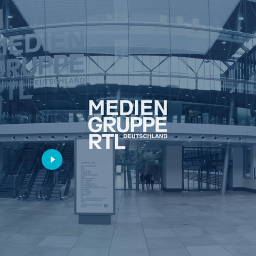"Mediengruppe RTL ""Welcome Home"""