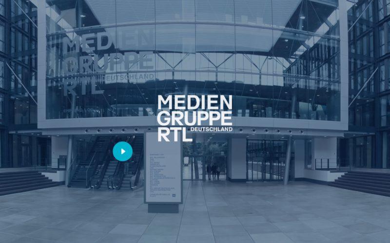 """Mediengruppe RTL """"Willkommen zu Hause"""""""