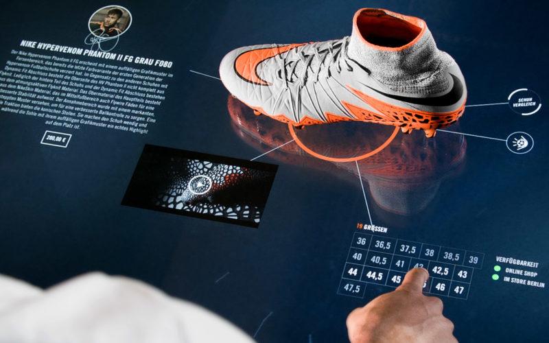 Nike Digital Retail Experience