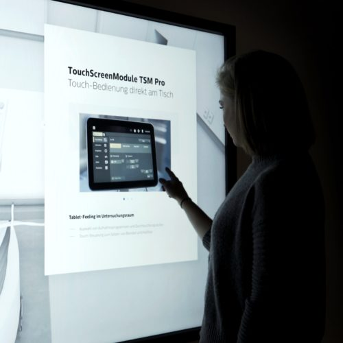 Philips 3D Media Touch Wall