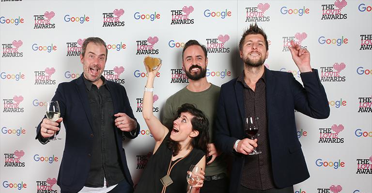 Demodern goes Lovie Awards oder: London calling!