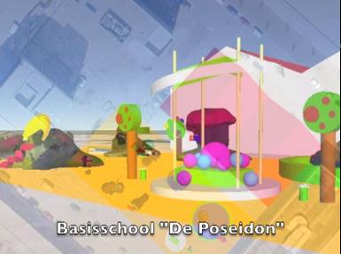 De nieuwe speelplaats van Poseidon?
