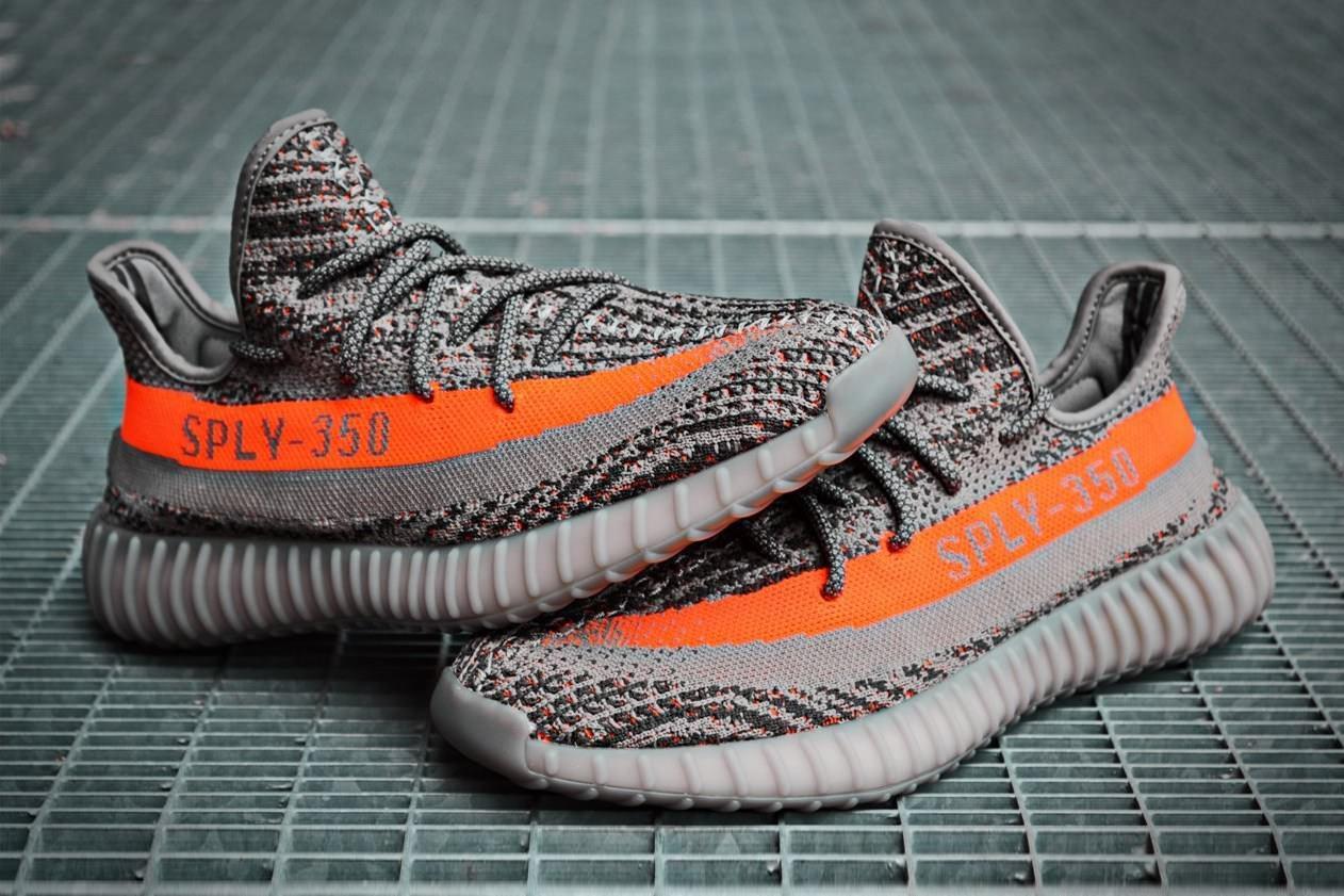 adidas yeezy boost grau orange