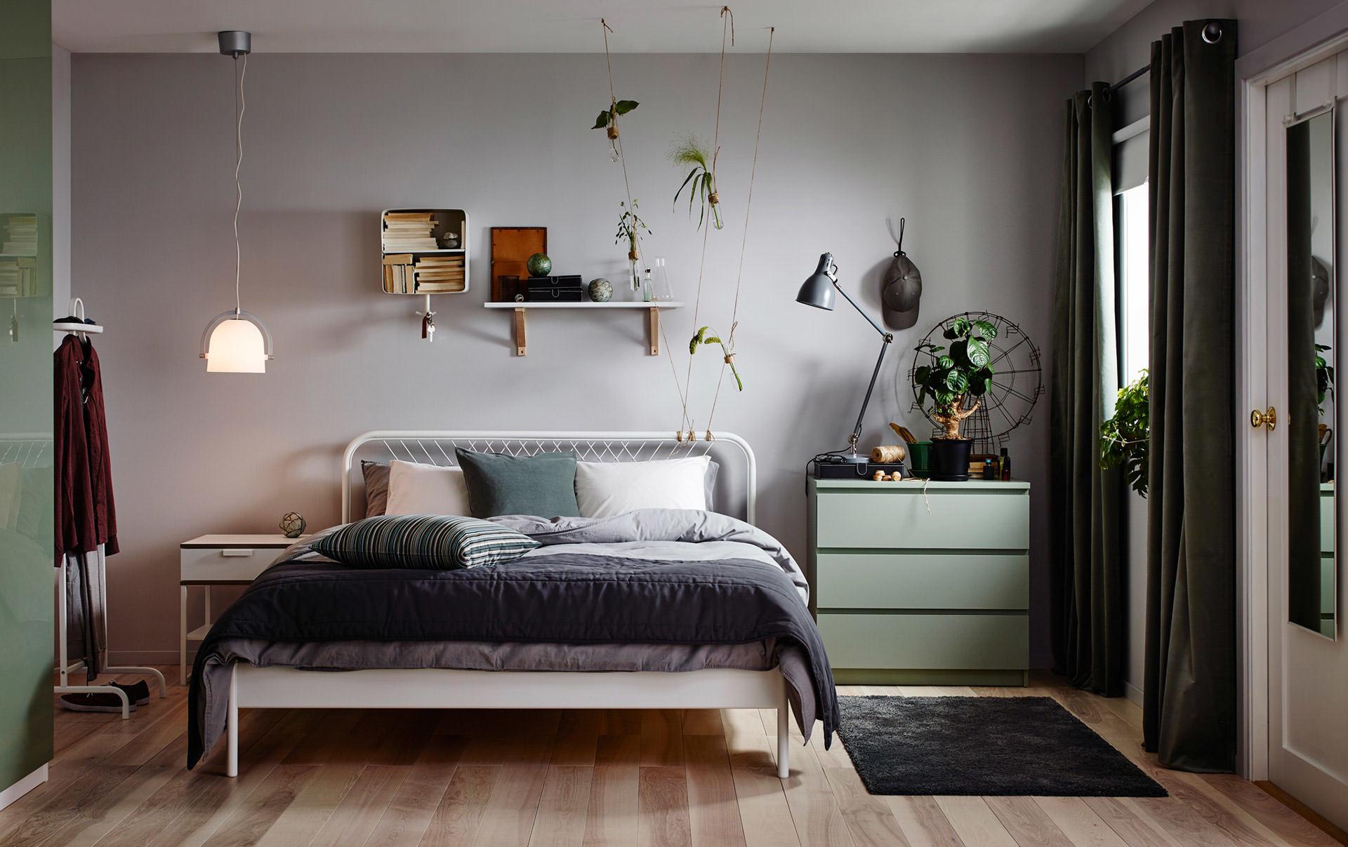 Top 12 stylische Wohnideen: Die IKEA MALM Kommode als Basic