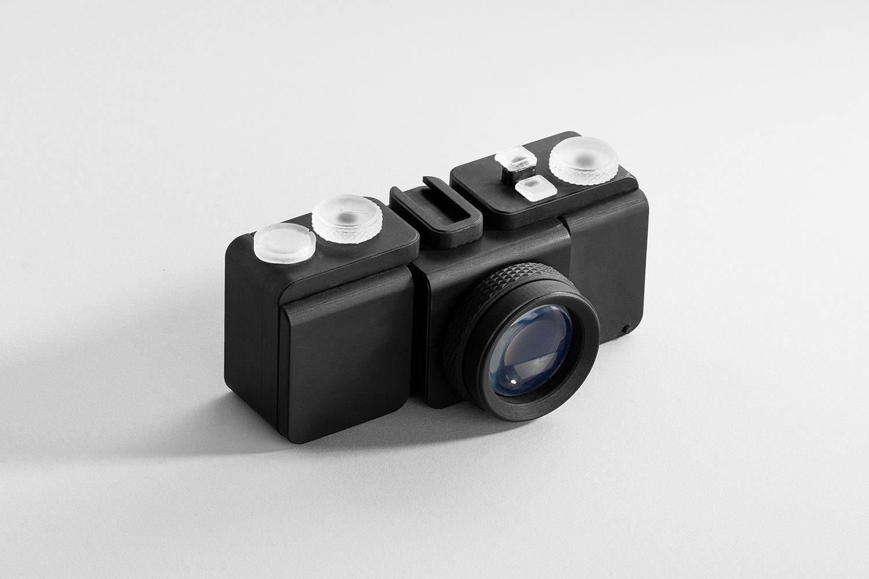 slo ist die erste 35mm kamera aus dem 3d drucker inkl bauanleitung. Black Bedroom Furniture Sets. Home Design Ideas