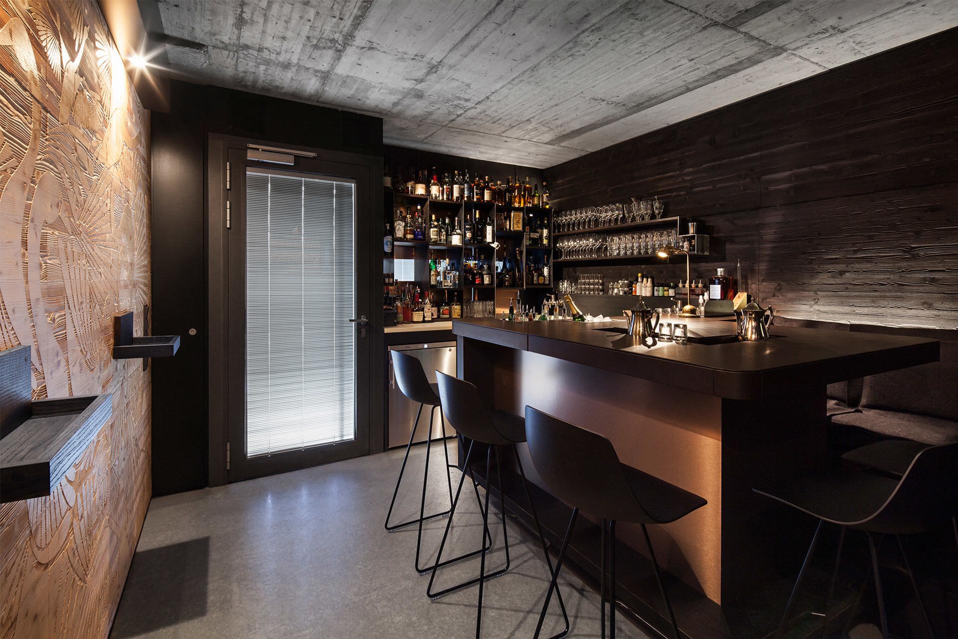 Deutschlands kleinste Bar: Seven Swans & The Tiny Cup
