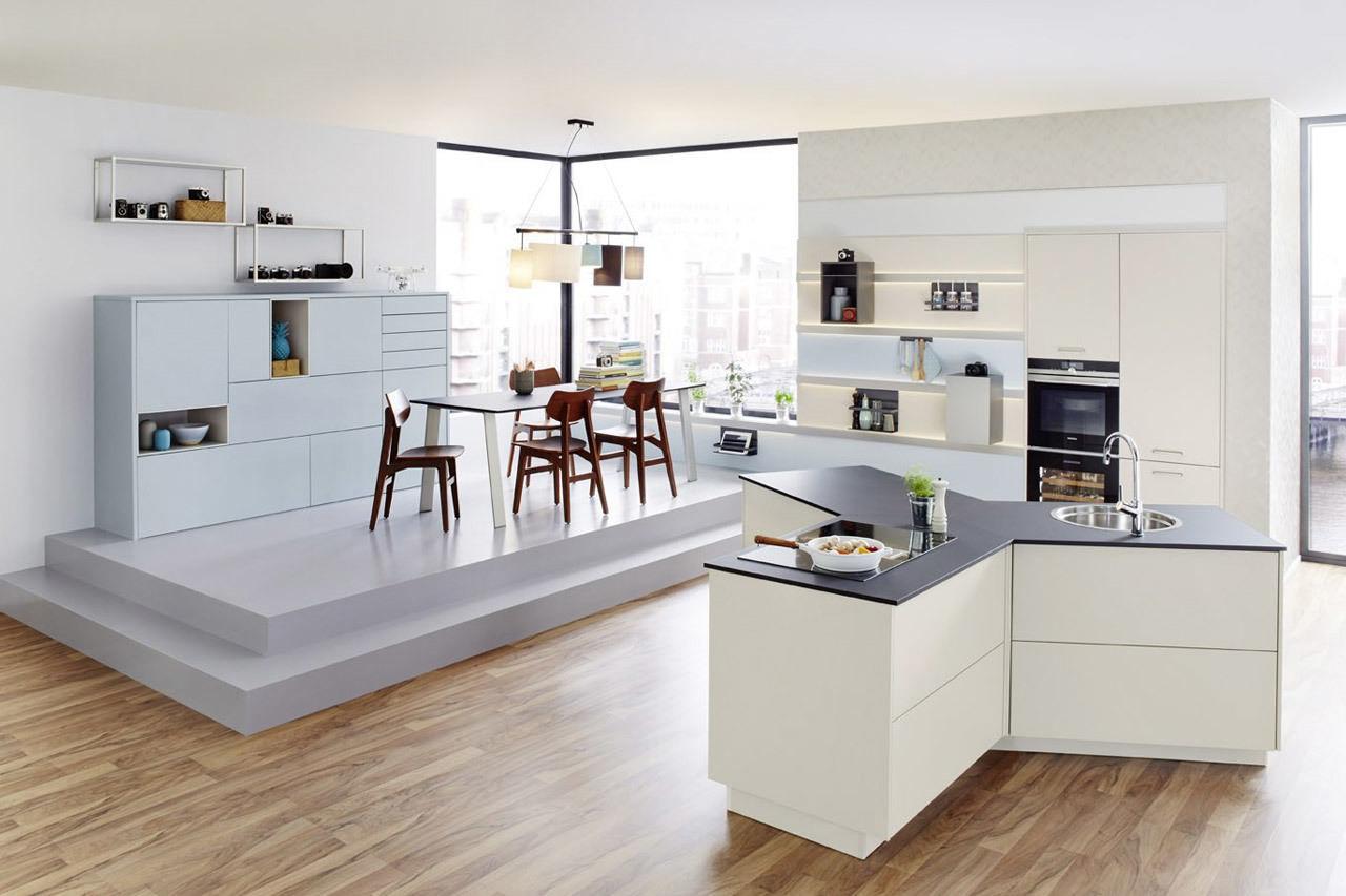 Die Y-Küche: Sieht so die moderne Küche einer neuen Generation aus?