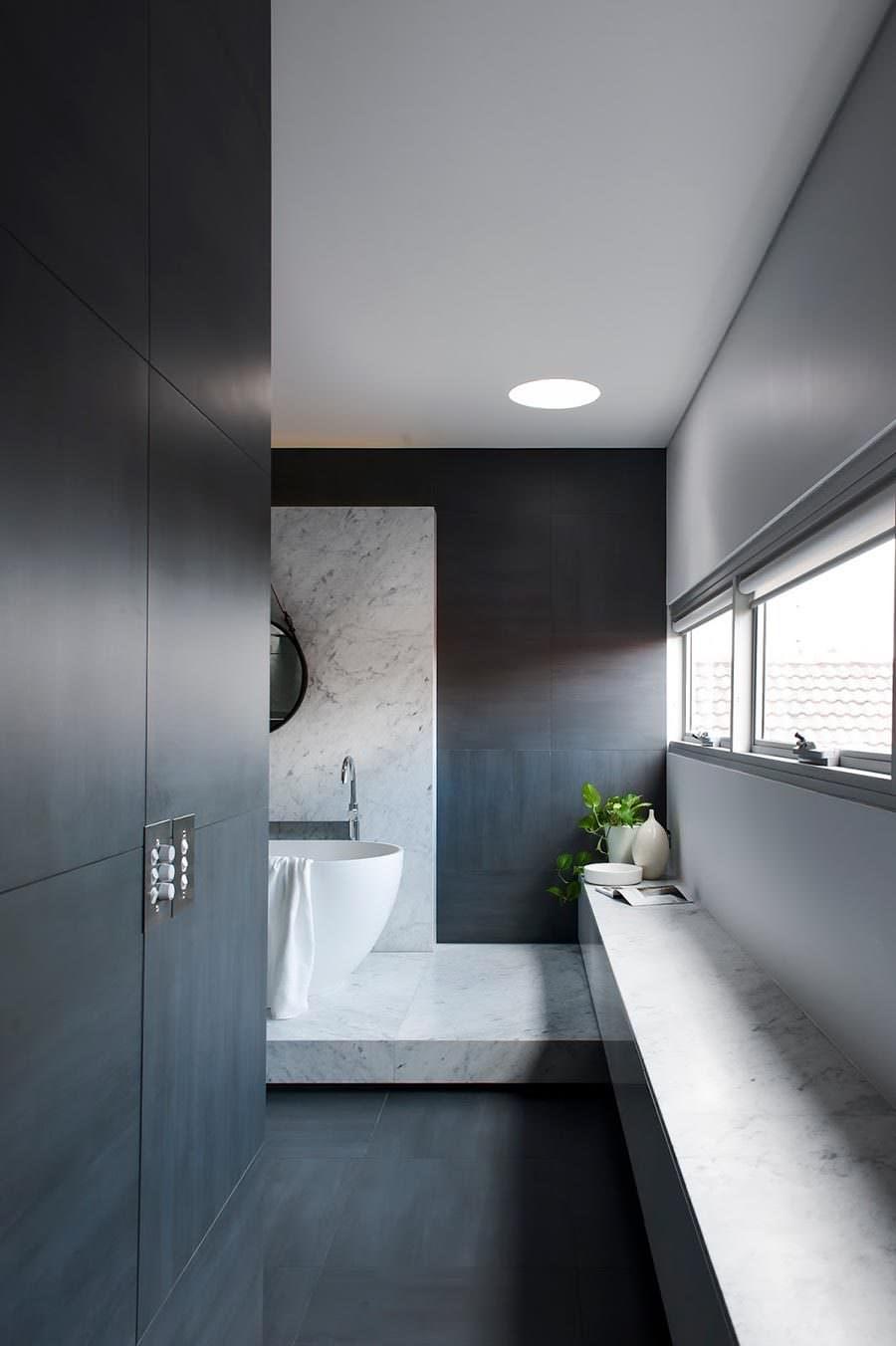 Minimalistisches Luxus-badezimmer Von Minosa Design Luxus Badezimmer Bilder