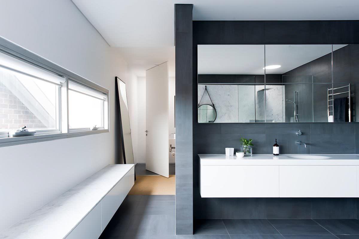 Minimalistisches Luxus-badezimmer Von Minosa Design Luxus Badezimmer