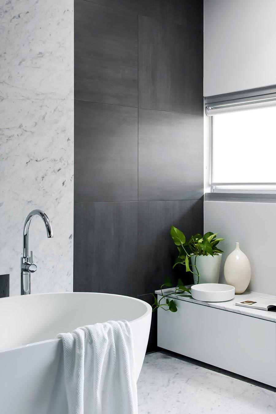 Minimalistisches Luxus-badezimmer Von Minosa Design Luxus Badezimmer Design