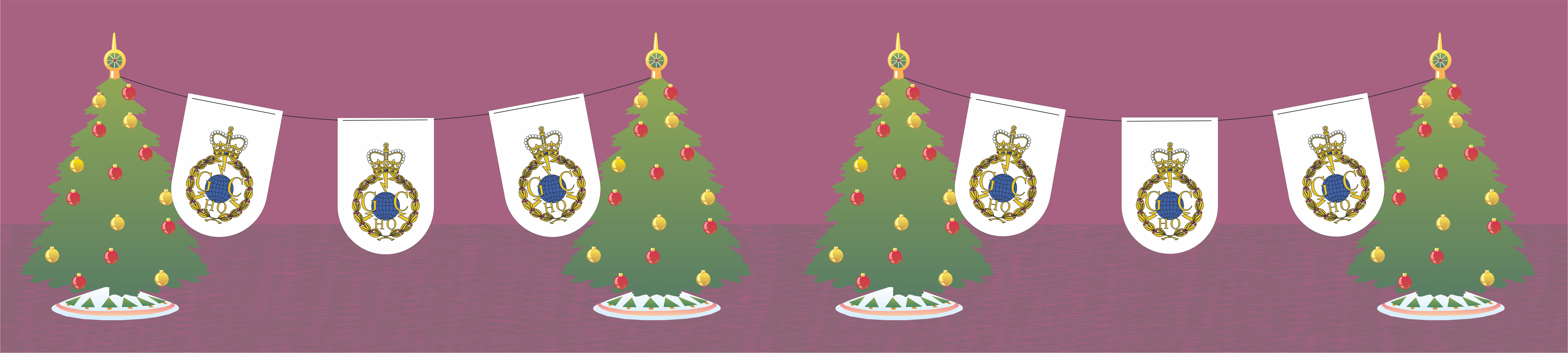 Gchq quiz solution the full answers but can you understand them if you noticed the picture of the christmas trees with the gchq crests strung between them above the first question you are part way there aljukfo Choice Image