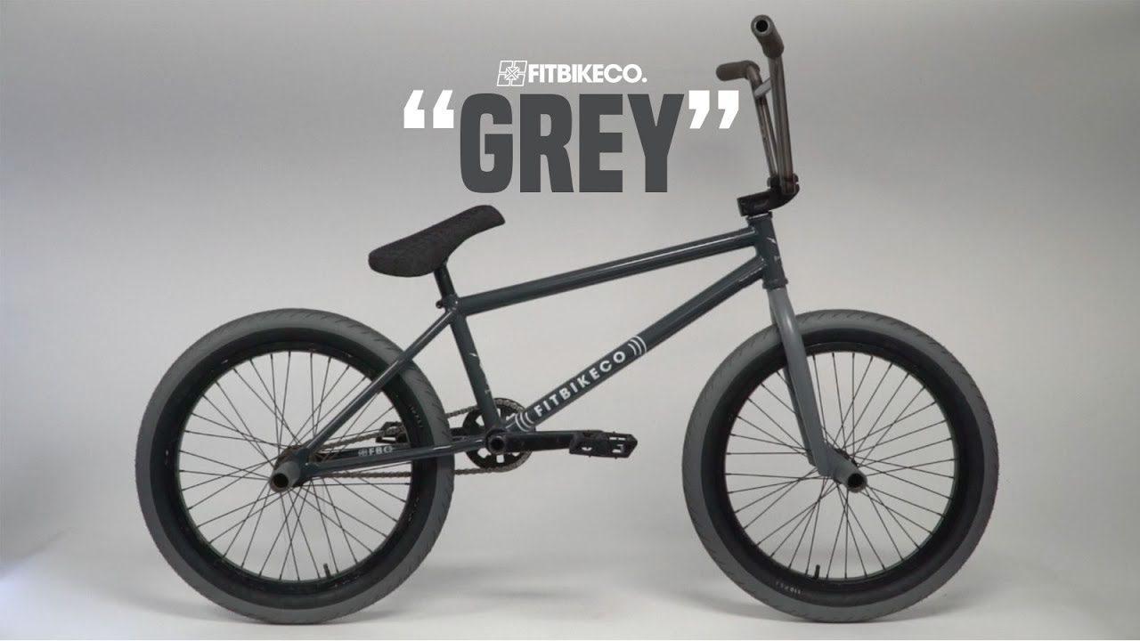 Fitbikeco Grey Dig Bmx