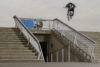 Sean burns stair gap ECLAT Chile RS