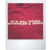BMX tshirt history play 4 1