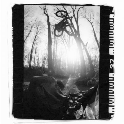 Terra Climate Trails Russ Barone Darkside