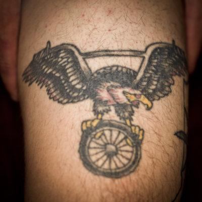 Austin Aughinbaugh 3.First Tattoo