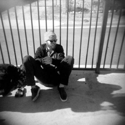 adam roye sitting desert park