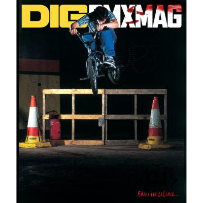 James Newrick Dig Cover D30 July2003 Ra