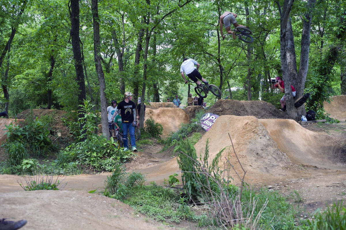 snapshots the 2016 lost bowl jam weekend dig bmx