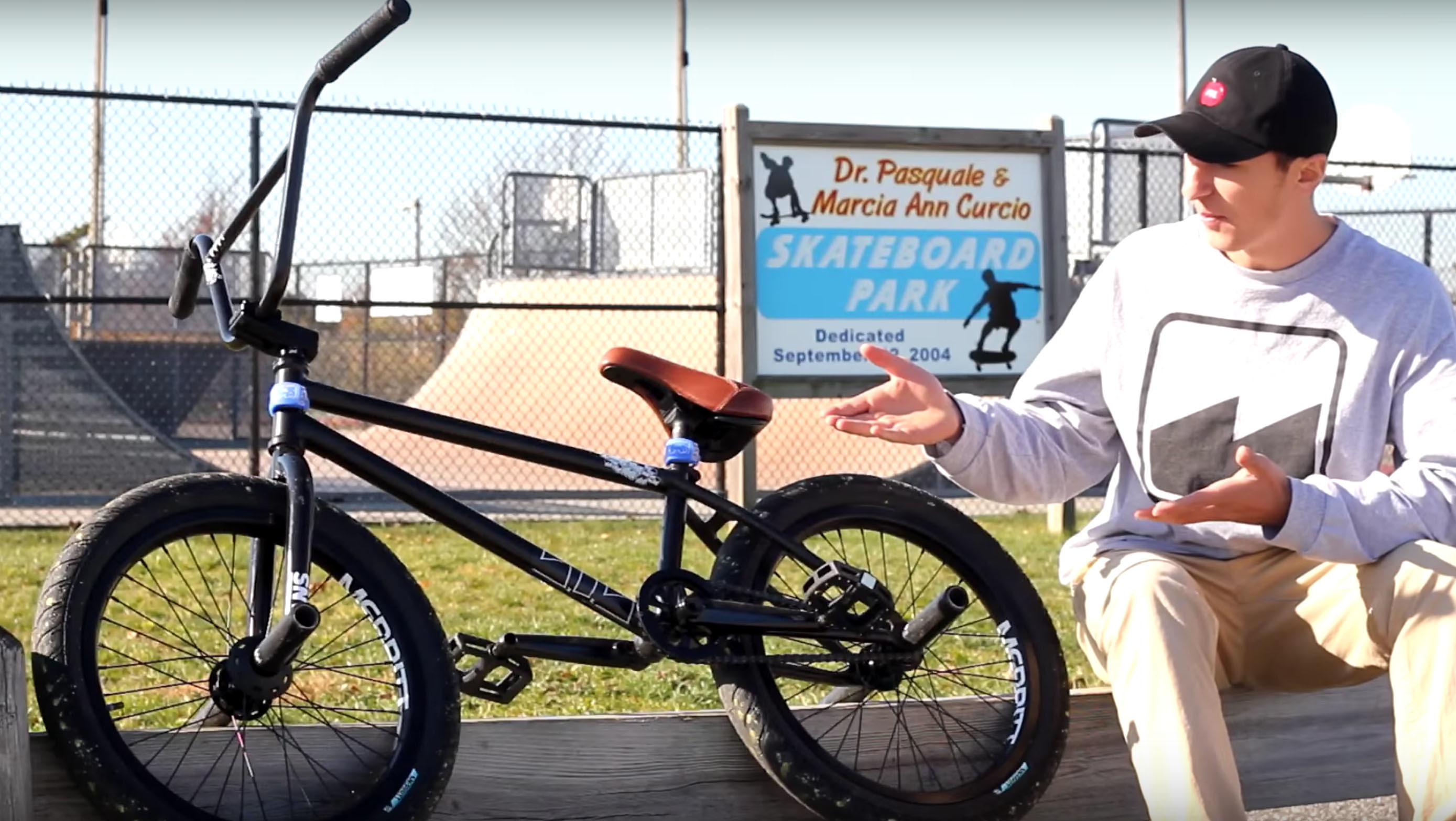 how to build a bmx bike