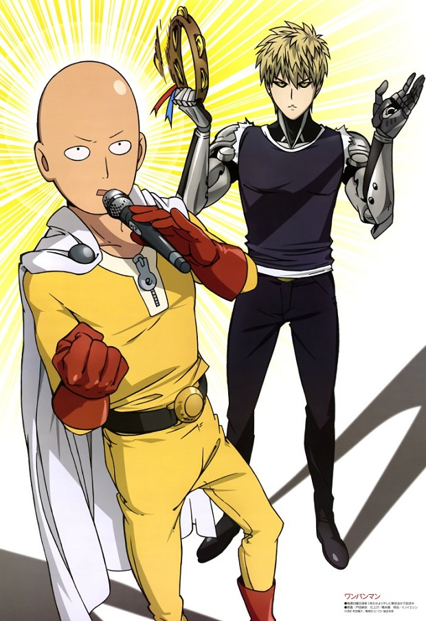 One Punch Man Poster 2