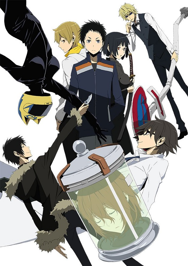 Durararax2-Ketsu-anime-key-visual