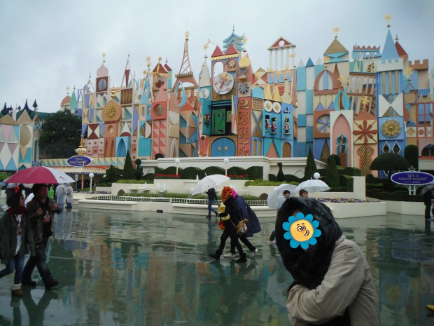 """It's a Small World"" a Tokyo Disneyland."
