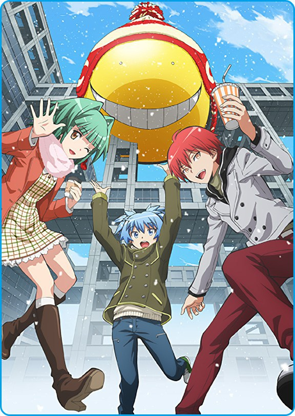 Assassination-Classroom-Season-2