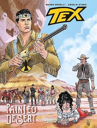 Tex Painted Desert Stano