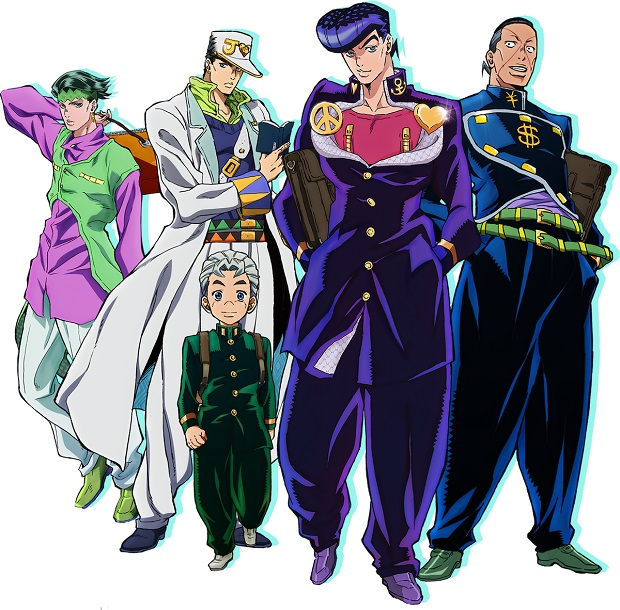 JoJo's-Bizarre-Adventure-Part-4-TV-Anime