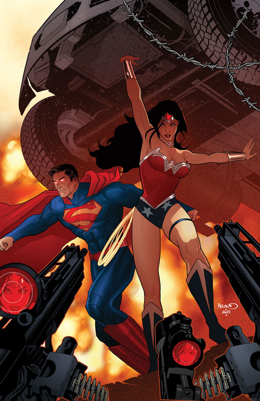 SUPERMAN-WONDER-WOMAN-28-Paul-Renaud
