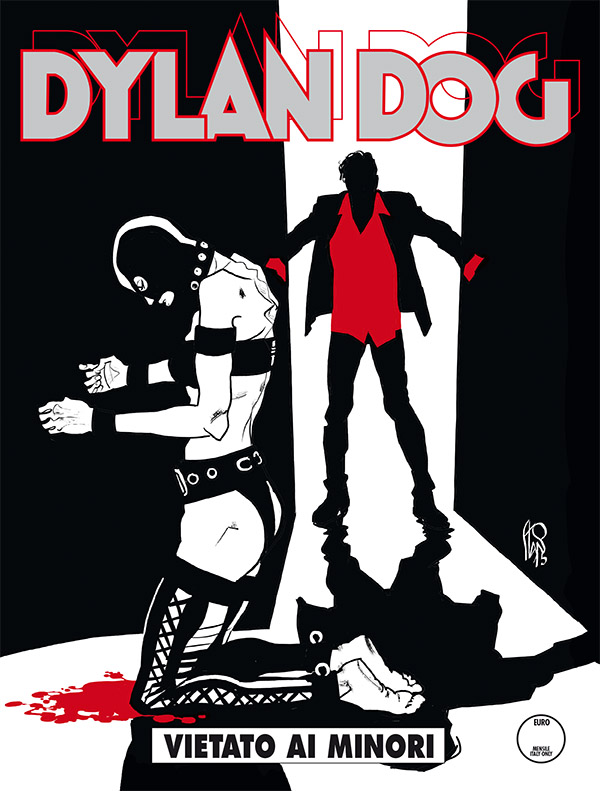 Dylan Dog 357_cover