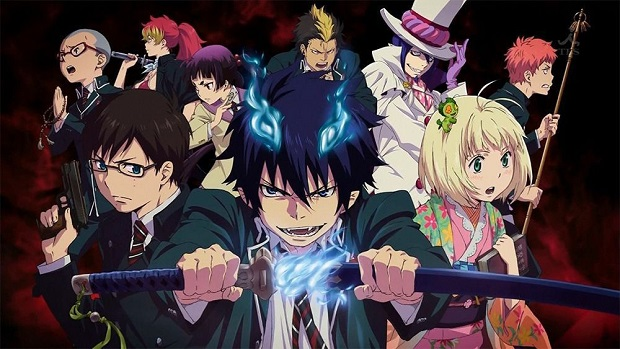 Blue-Exorcist-Anime