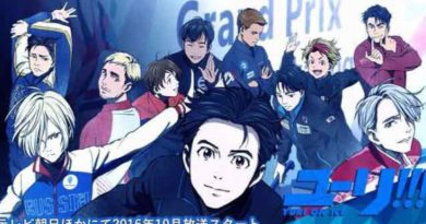 "Immagine di ""Yuri!!! on ICE""."