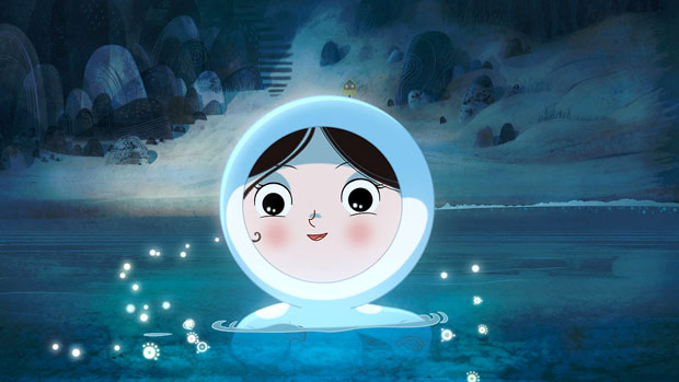 "Fotogramma di ""Song of the Sea"" di Tomm Moore."