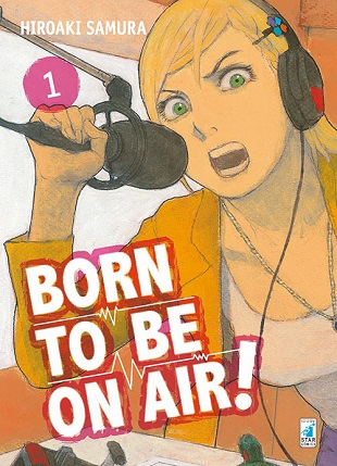 Born to be on Air, Minare, Samura