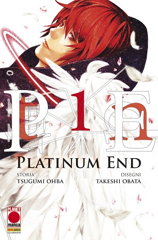 Platinum end Ohba Obata