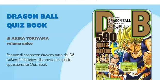 Dragon Ball Quiz Book: solo per veri saiyan