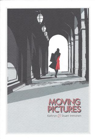 Moving Pictures - Copertina