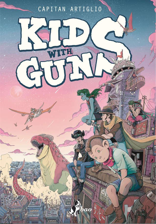 Kids With Guns, Capitan Artiglio