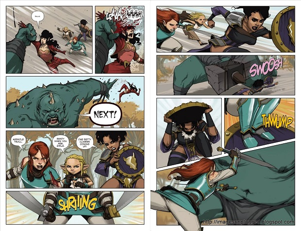 Rat Queens - saldaPress