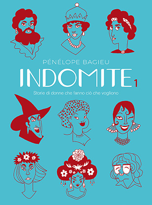 Indomite, Biagieu, Bao Publishing