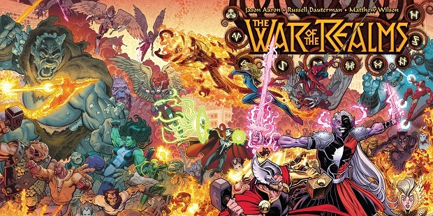 Wednesday Warriors #28 – War of the Realms