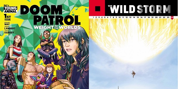 Wednesday Warriors #37 – da The Wild Storm a Doom Patrol