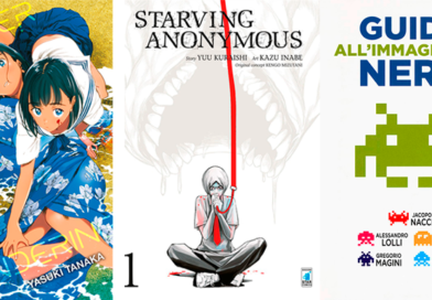 my two cents #05 – Summer time rendering, Starving Anonymous, Guida all'immaginario nerd