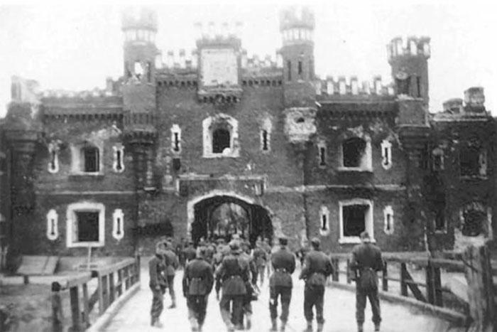 фото брестская крепость во время вов идеи
