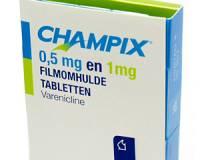 Rzucanie Palenia: Champix
