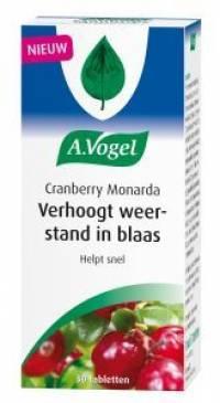 A.Vogel: Cranberry Monarda