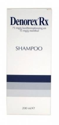 Denorex Shampoo